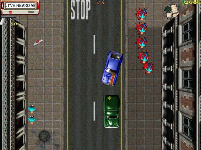 Grand Theft Auto: London, 1961 (1999)