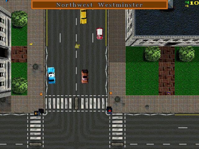 Grand Theft Auto: London, 1969 (1999)