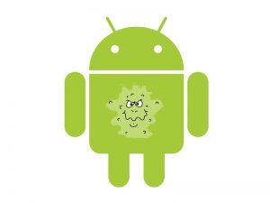 Android terinfeksi virus