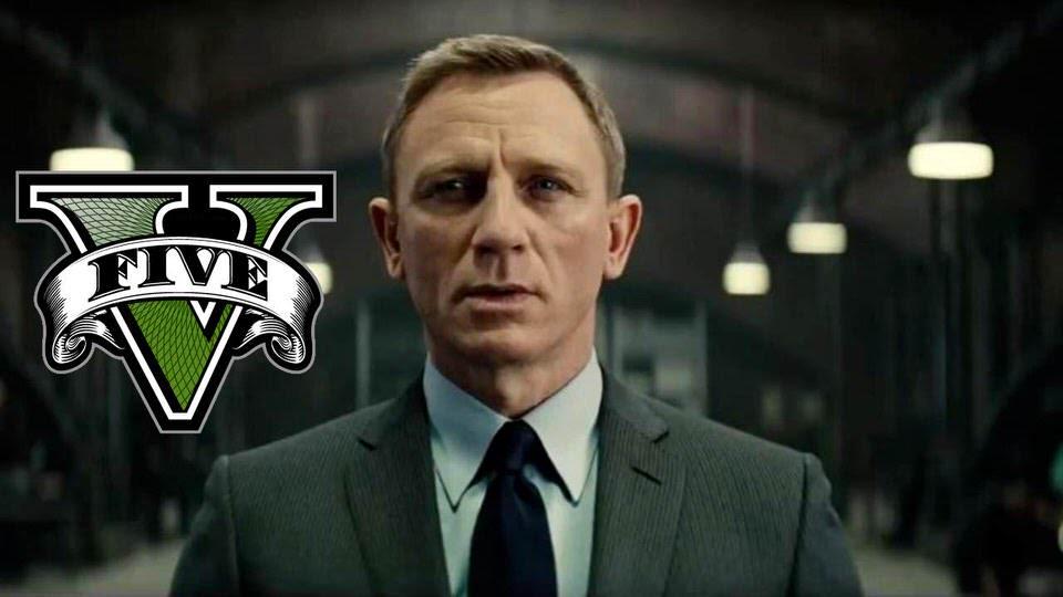 Sudah Lihat Trailer James Bond Versi GTA V Ini?