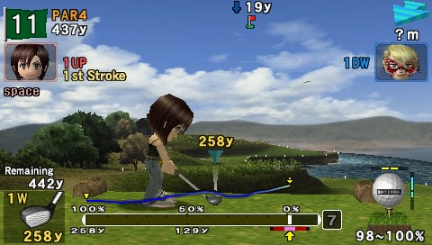 Hot Shots Golf: Open Tee