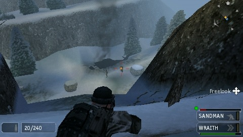 SOCOM: U.S. Navy SEALs Fireteam Bravo 2