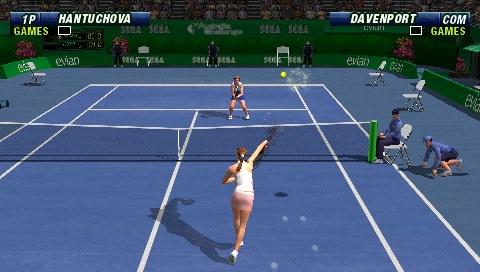 Virtua Tennis: World Tour