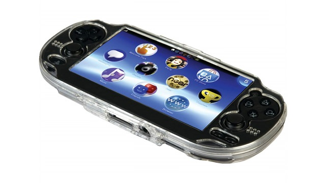 Crystal Case PS Vita