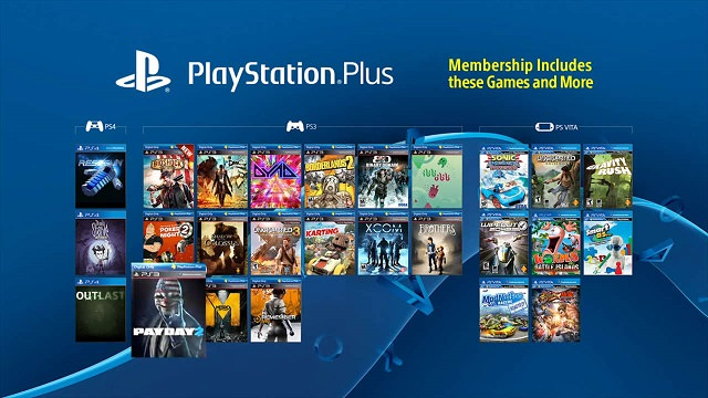 PS Plus Subscription PS Vita