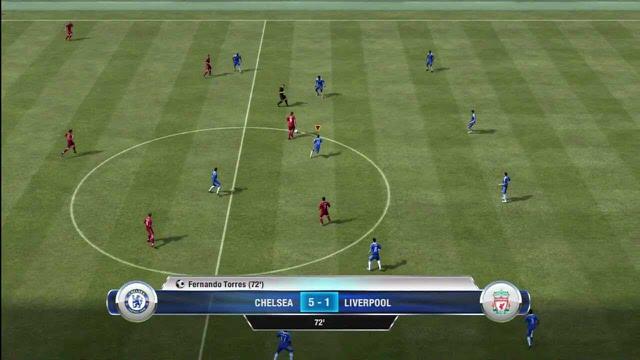 FIFA Soccer 12
