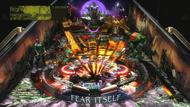 Pinball FX 2: Marvel Pinball - Avengers Chronicles