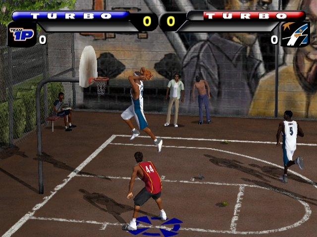 NBA Street