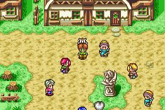 adventure rpg gba roms