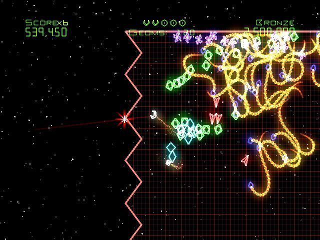 Geometry Wars: Galaxies