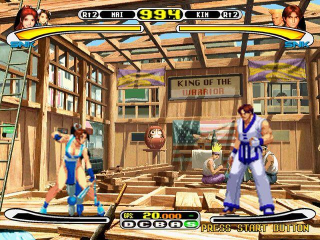 Capcom vs. SNK