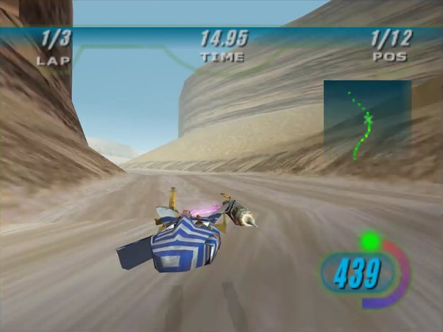Star Wars Episode I: Racer